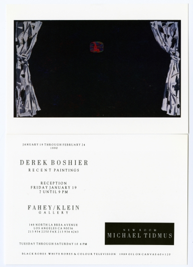 Derek Boshier