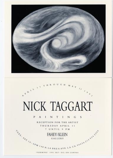 Nick Taggart