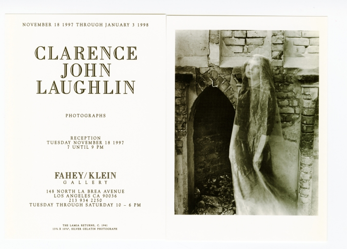 Clarence John Laughlin