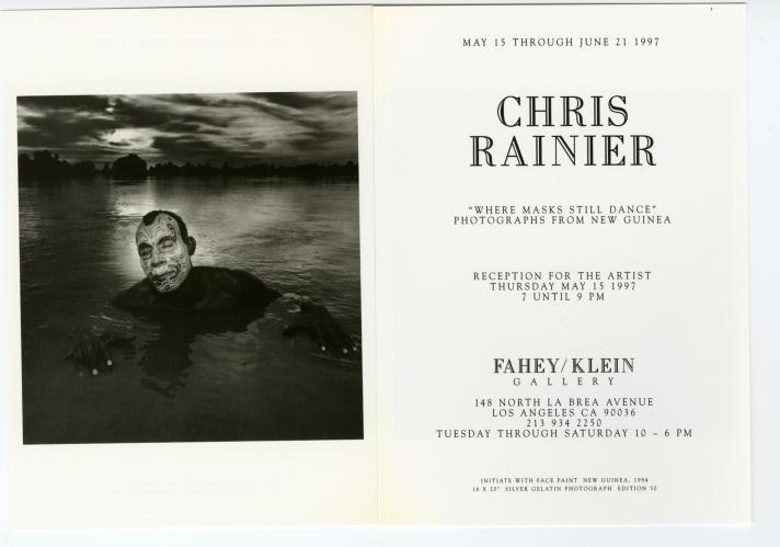 Chris Rainier