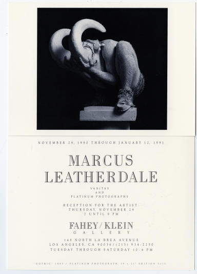 Marcus Leatherdale