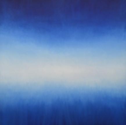 Alex Weinstein, The Man From Atlantis, Oil on canvas