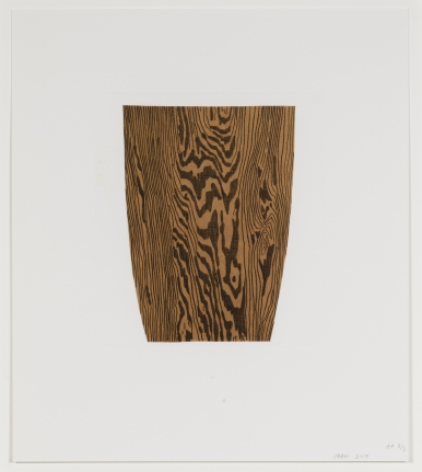 Jonas Wood, Untitled from 8 Pots, 2017 (WO113)