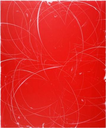 Marc Katano, Slingshot, Acrylic