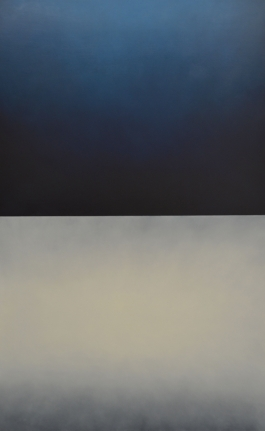 Alex Weinstein, Immersion Field, Oil on panel