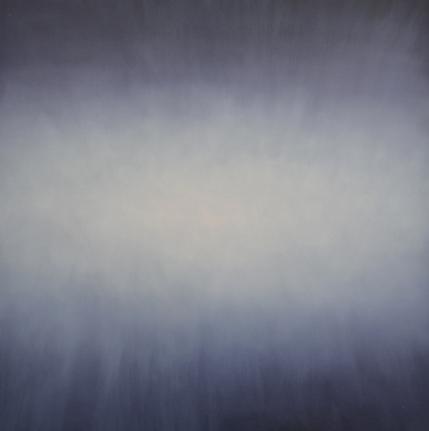 Alex Weinstein, My Shadow (Study), oil on canvas