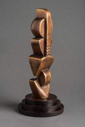 Hannes Harrs, Untitled, Bronze