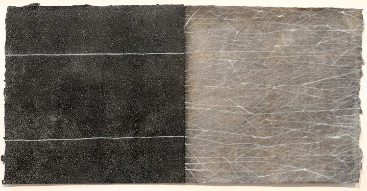 David Shapiro, Clearing 21-06-P, Acrylic