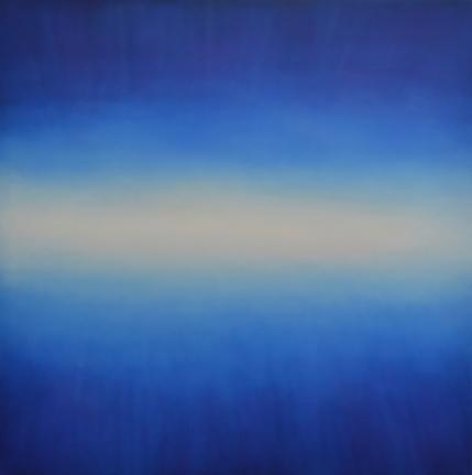 Alex Weinstein, Feeling Gravity's Pull, oil on canvas
