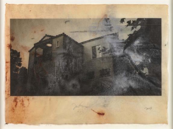 Joe Goode, Studies of the Past 60, Acrylic