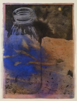 Joe Goode, Studies of the Past 30, Acrylic