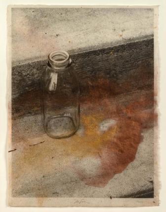 Joe Goode, Studies of the Past 29, Acrylic