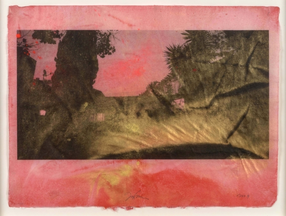 Joe Goode, Studies of the Past, Acrylic