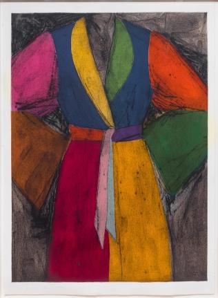 Jim Dine, Very Picante, 1995, Intaglio, Pop, Contemporary Art