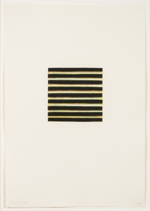 Charles Christopher Hill, Untitled, Monoprint