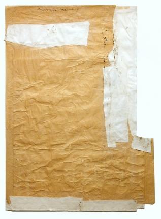 Anton Heyboer, Die Mens is Twee Geslachetelyk, painting collage on paper