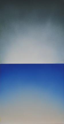 Alex Weinstein, Heaven Up Here, paint on paper