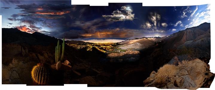 Jeremy Kidd, Big Horn Palm Desert, C Print
