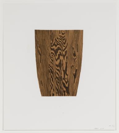 Jonas Wood, Untitled from 8 Pots, 2017