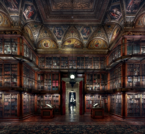 Morgan Library III