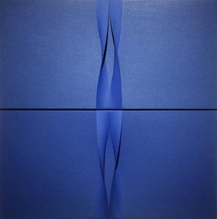 Sincronico Essenziale Cobalto