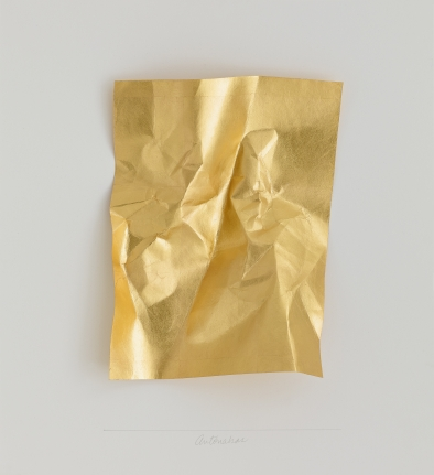 Stephen Antonakos Gold Leaf