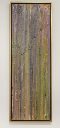 throw painting, larry poons, drip painting