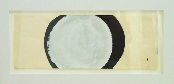 AF-15, 1960 Acrylic and ink on paper