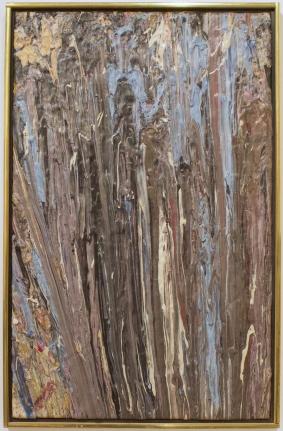 Untitled, 1981 Acrylic on canvas