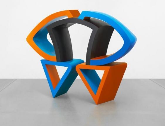 Orange, Blue and Black, 1968-1970