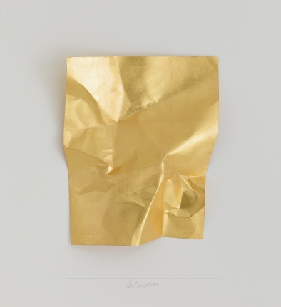 Stephen Antonakos Gold Leaf