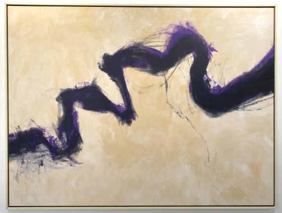 Untitled, 1990 Acrylic on canvas