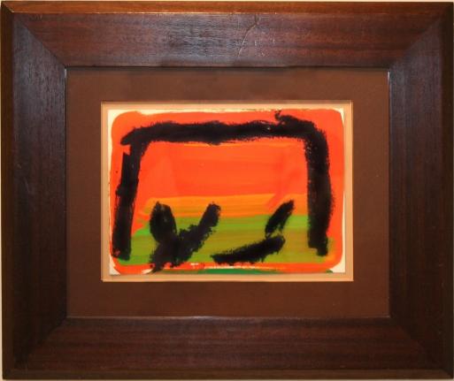 HOWARD HODGKIN Untitled, 1979