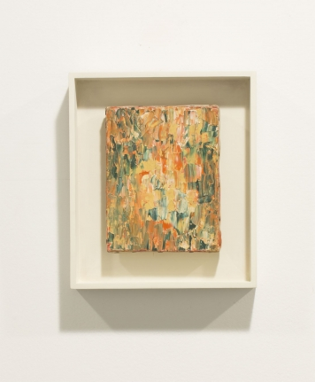 Shirley Goldfarb small painting