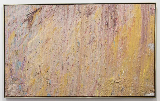 Untitled, 1972 Acrylic on canvas