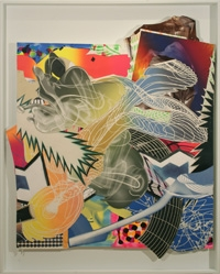 Frank Stella: Working Collages
