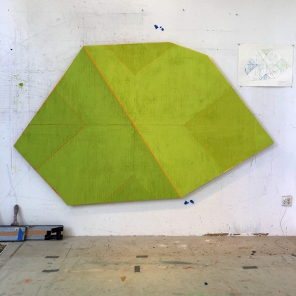 Green Piece, 2019