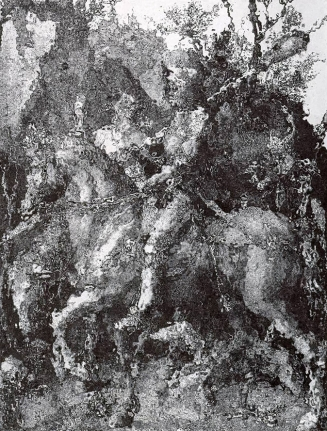 Untitled photogravure etching