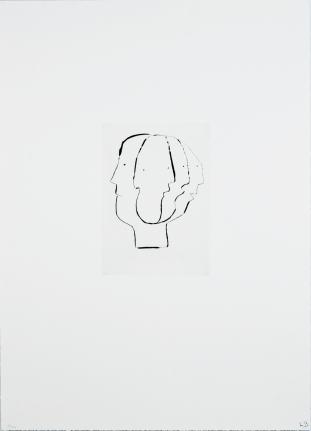 Untitled (Artist's 1993 title: Orientation)