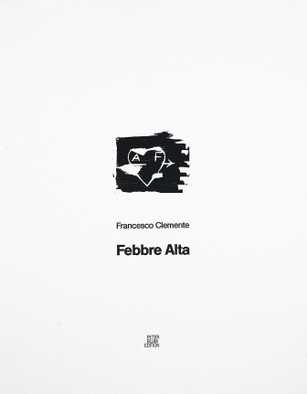 Title page from: Febbre Alta (HIgh Fever)