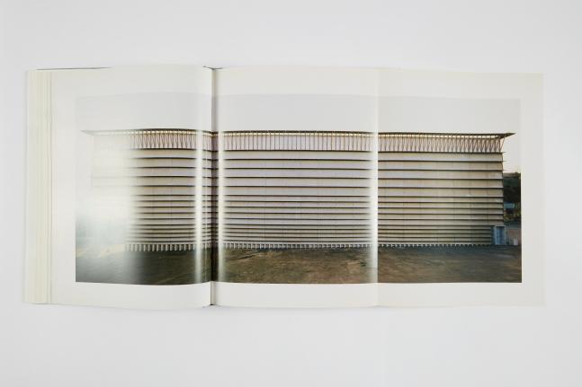 Architectures of Herzog & de Meuron, Portraits by Thomas Ruff, 1994,