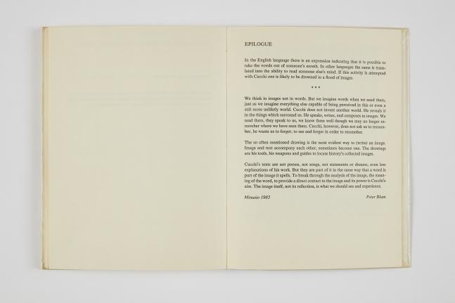 Enzo Cucchi,La Ceremonia delle Cose (The Ceremony of Things),1985
