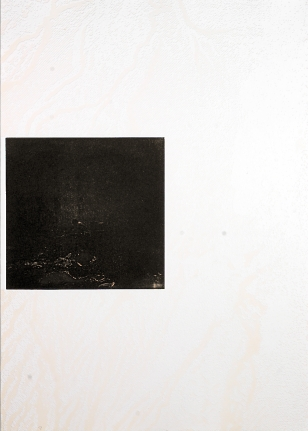 Untitled (Sandstorm and Africa) from: White Carrot