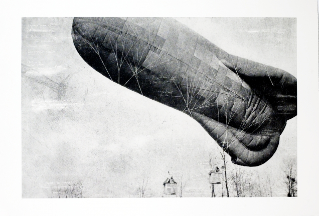Ballon des Aerostiers de Capagne from: The Russian Ending