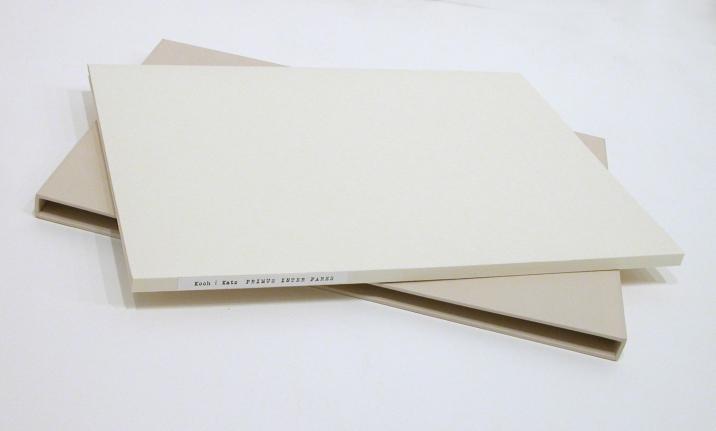 Primus Inter Pares, book cover and slipcase