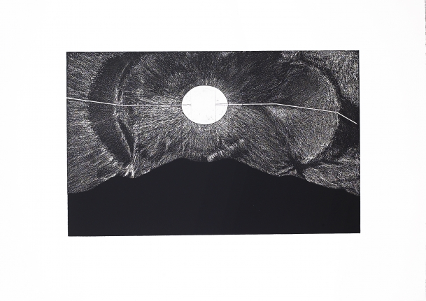 Fumarole from: Mapping Spaces
