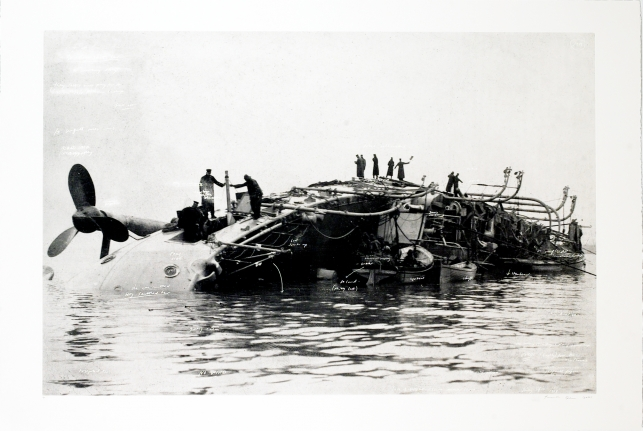 So They Sank her from: The Russian Ending