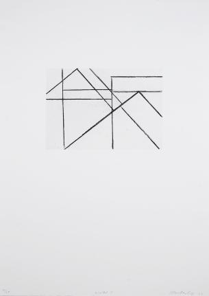 Zwei gleiche Kompositionsformen-übereinander (Two identical composition figures--one over the other) from: 5 + 1