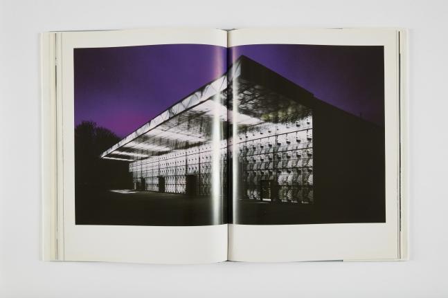 Architectures of Herzog & de Meuron,Portraits by Thomas Ruff, 1994,