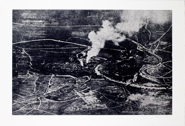 Der Ruckzug Nach Verdun from: The Russian Ending